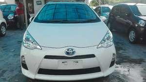 Toyota Aqua G 2013 for Sale in Lahore