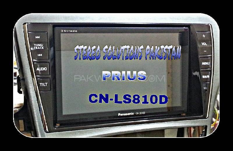 CN-LS 810D PANASONIC STRADA SD CARD AVAILABLE Image-1