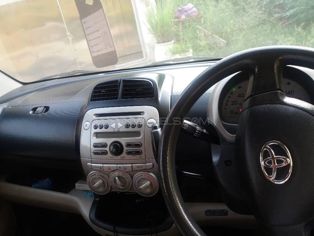 Toyota Passo 2007 Image-3