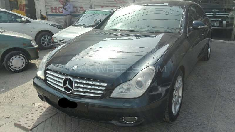 mercedes benz cls class cls350 2005 for sale in rawalpindi pakwheels. Black Bedroom Furniture Sets. Home Design Ideas