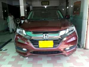 Honda Vezel Hybrid X 2015 for Sale in Karachi