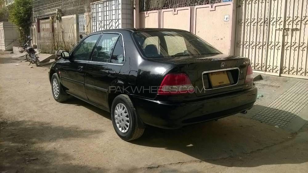 Honda City EXi S 2000 For Sale In Karachi