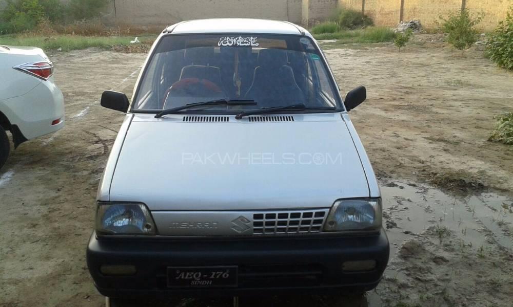 Suzuki Mehran VXR (CNG) 2003 Image-1