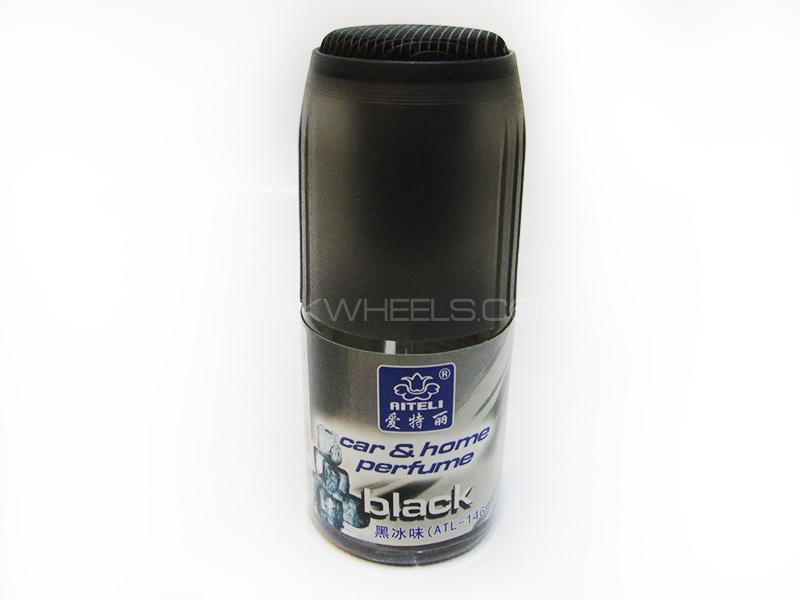 Air Freshener Car & Home ATL-BLACK Image-1