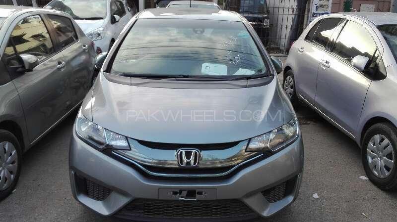 Honda Fit G 2013 Image-1