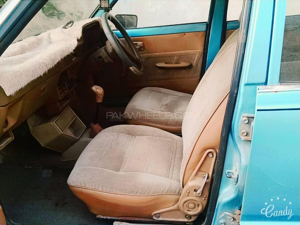 Suzuki FX GA 1987 Image-16