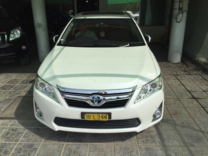 Toyota Camry Up-Spec Automatic 2.4 2013 for Sale in Karachi