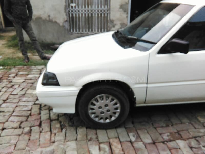 Honda Civic GL 1986 Image-1