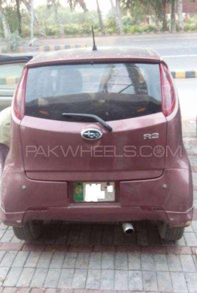 Subaru R2 2004 Image-1