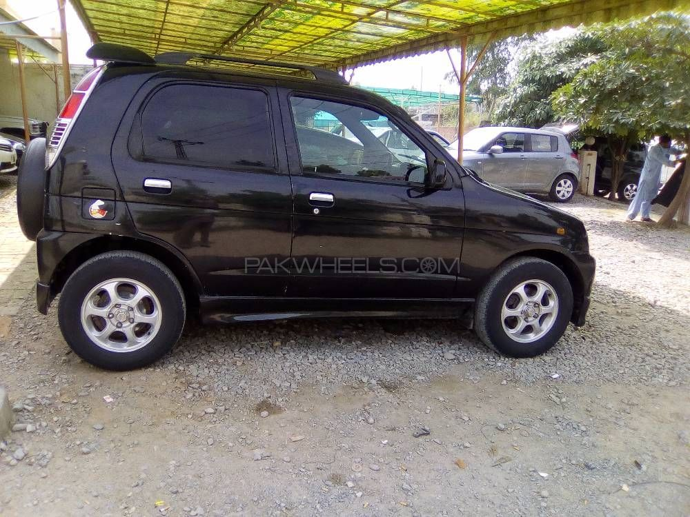 Daihatsu Terios Kid X 2004 For Sale In Rawalpindi Pakwheels