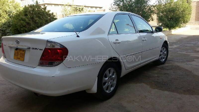 Toyota Camry 2005 for sale in Quetta  PakWheels
