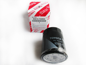 Oil Filter Toyota Vigo All Models - 90915-YZZD4  in Lahore