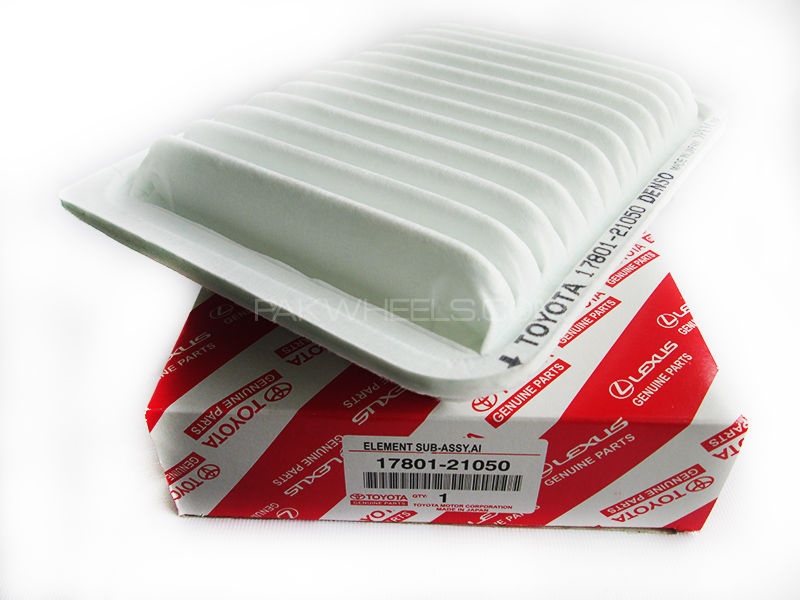 Air Filter Toyota Corolla Gli 2009-2013 - 17801-21050 in Lahore