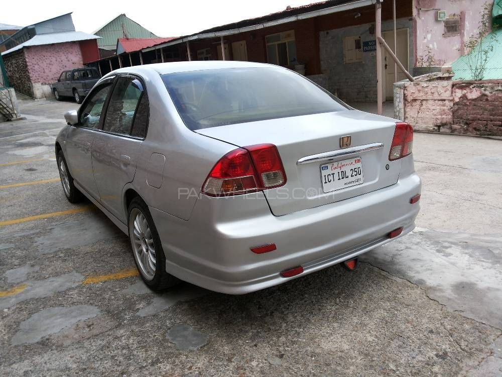 honda civic 2001 for sale in lahore pakwheels. Black Bedroom Furniture Sets. Home Design Ideas