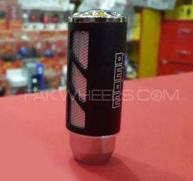 Black Stick Gear knob for Cars Image-1