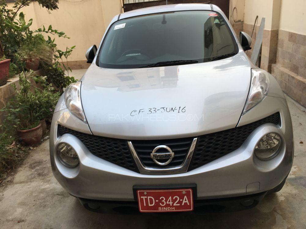 Nissan Juke 15RX Type V 2011 Image-1
