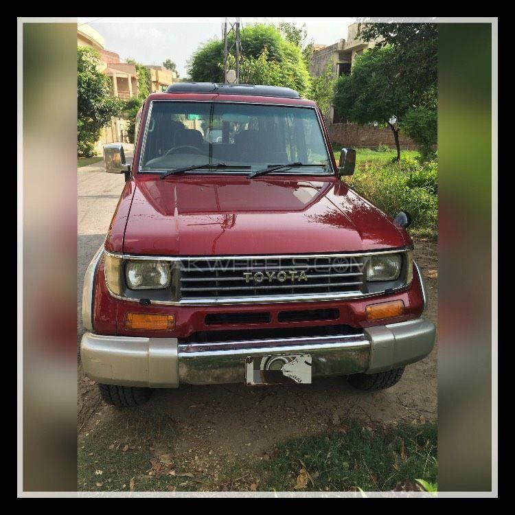 Toyota Prado VX 3.0 1995 Image-1