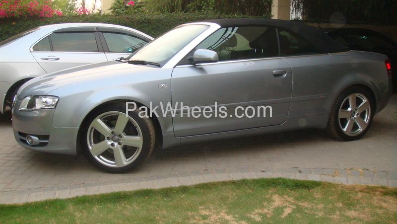 Audi A4 2008 Image-1