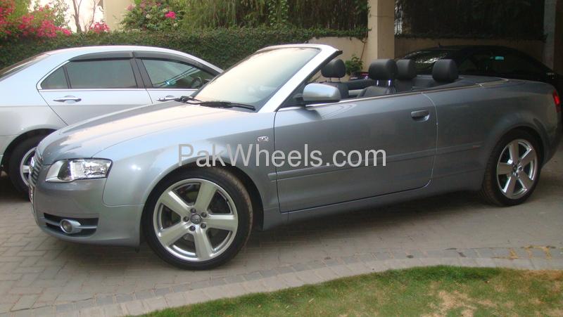 Audi A4 2008 Image-6