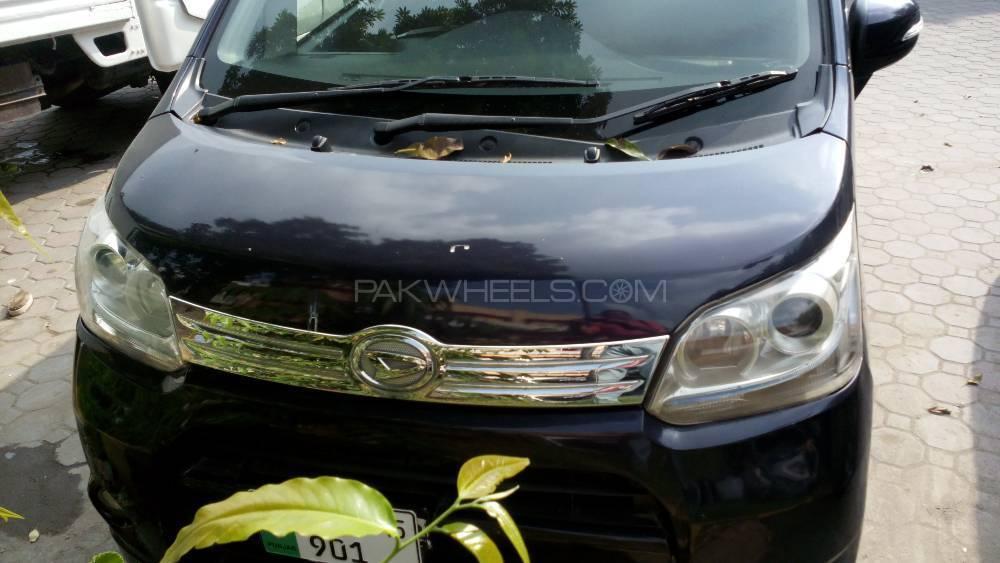Daihatsu Move Custom X Limited 2011 Image-1