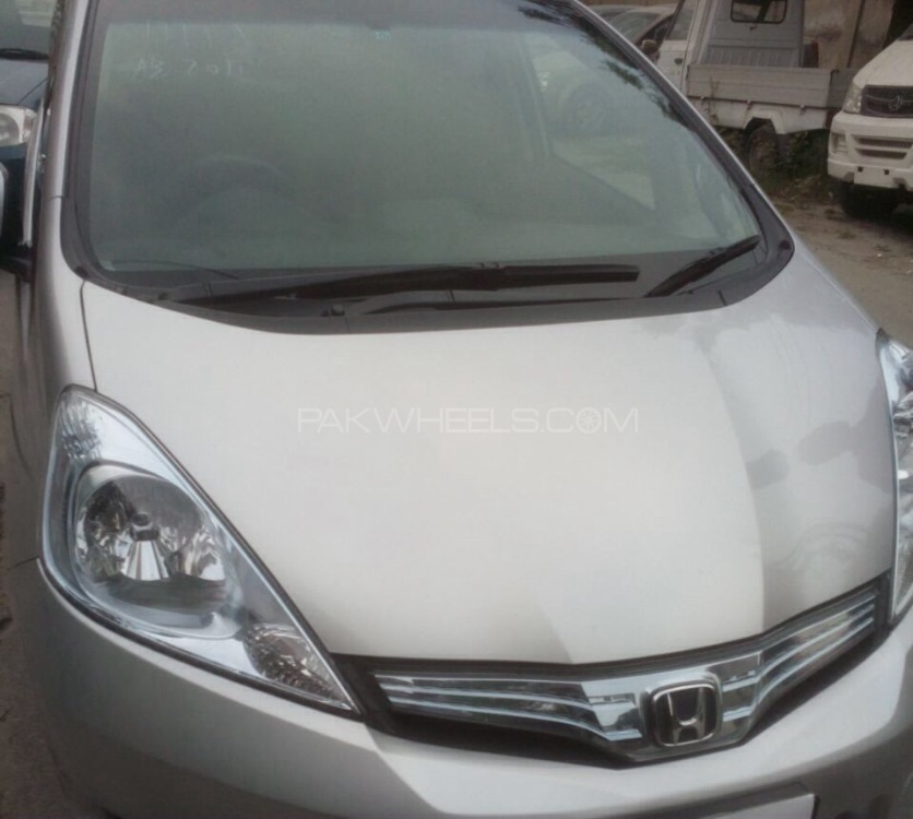Honda Fit 1.5 Hybrid Smart Selection 2011 Image-1