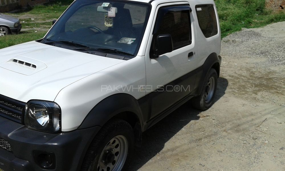Suzuki Jimny JLDX 2014 Image-1
