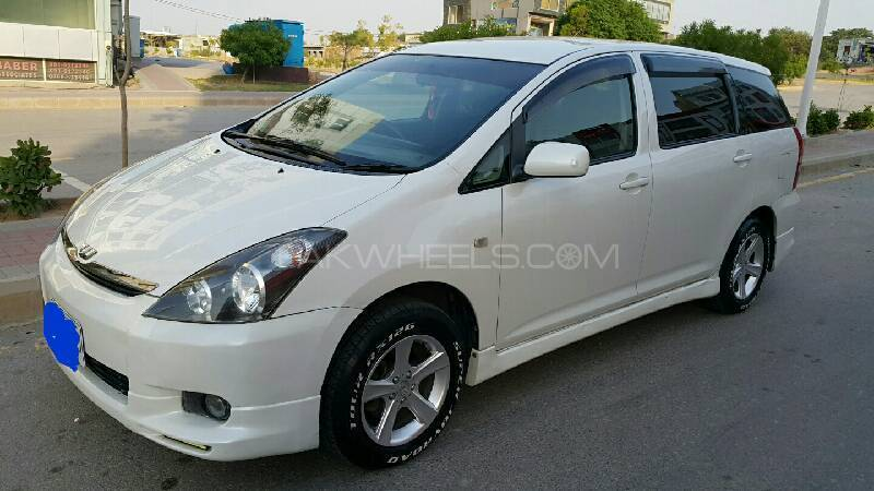 Toyota Wish 1.8 X Aero Sports Package Limited 2003 Image-1