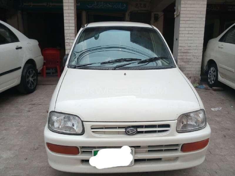 Daihatsu Cuore CX Eco 2005 Image-1
