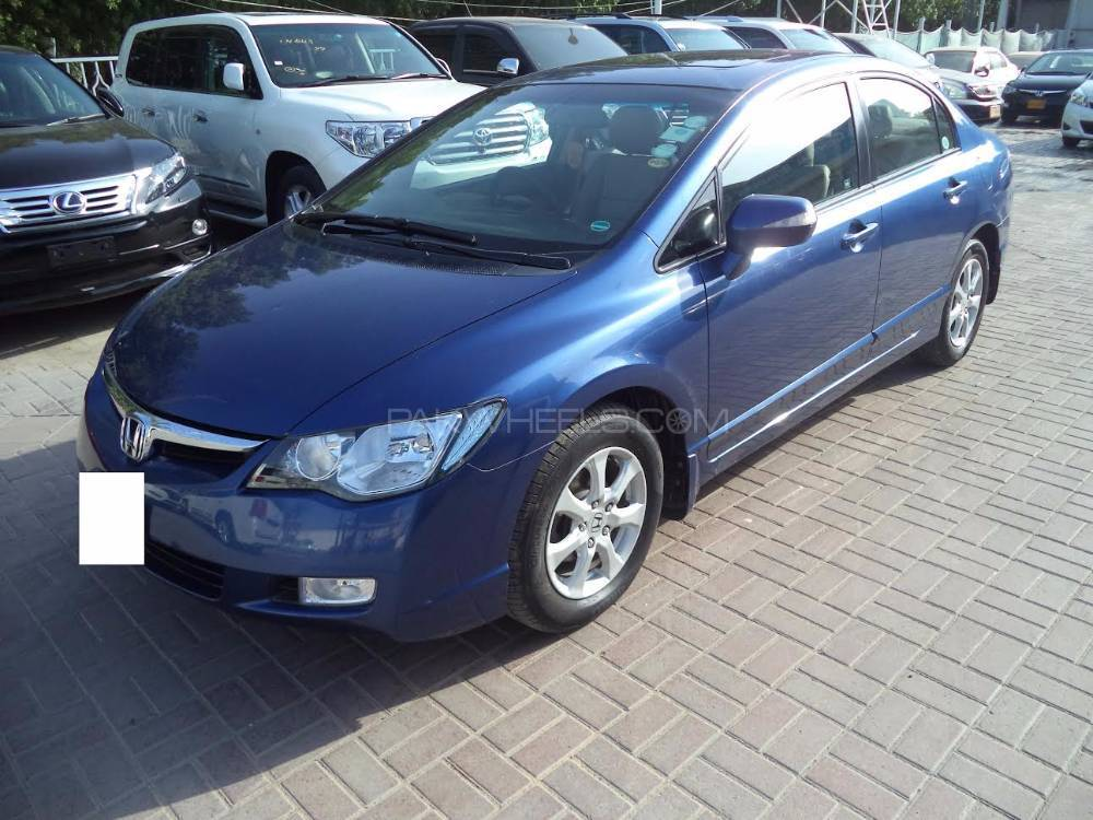 honda civic vti oriel prosmatec 1 8 i vtec 2011 for sale in karachi pakwheels. Black Bedroom Furniture Sets. Home Design Ideas