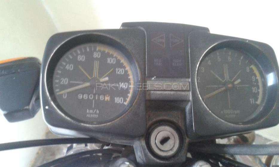 Kawasaki GTO 110 1992 Image-1