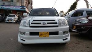 Toyota Surf SSR-X 2.7 2003 for Sale in Karachi