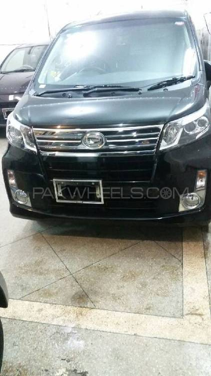 Daihatsu Move Custom 2013 Image-1