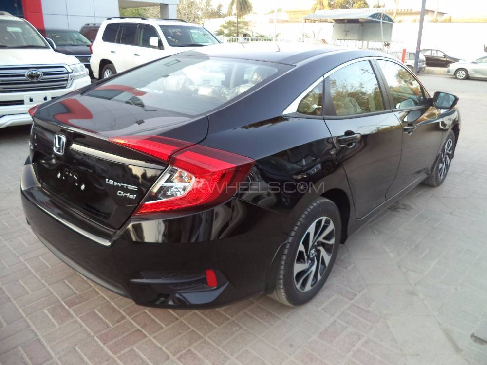 honda civic oriel 1 8 i vtec cvt 2016 for sale in karachi. Black Bedroom Furniture Sets. Home Design Ideas