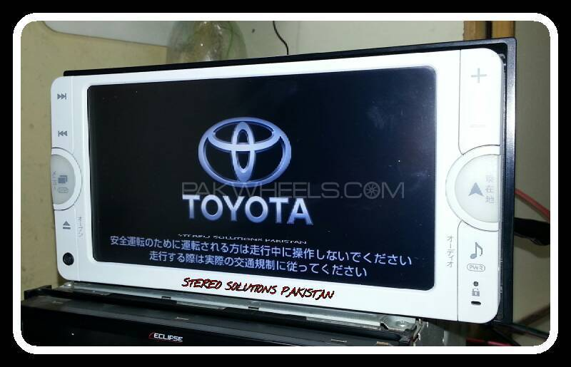 NSCP-W62 SD CARD ORIGINAL TOYOTA DISPLAY. Image-1