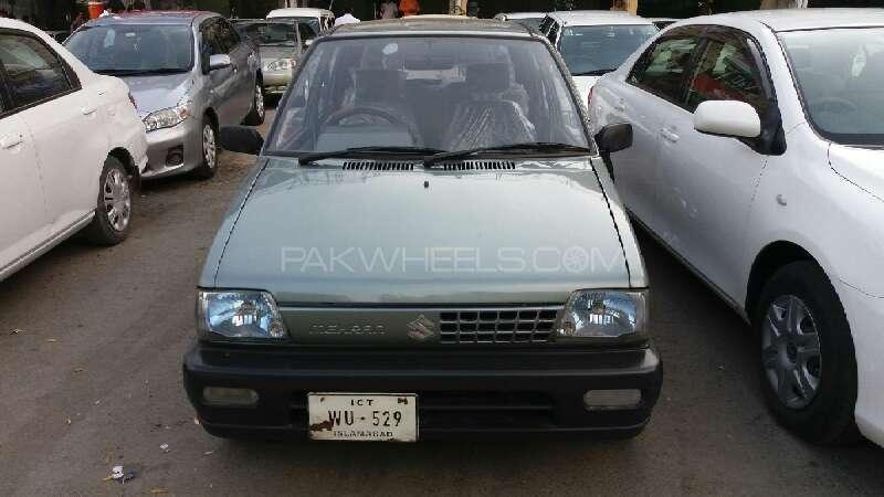 Suzuki Mehran 2012 Image-1