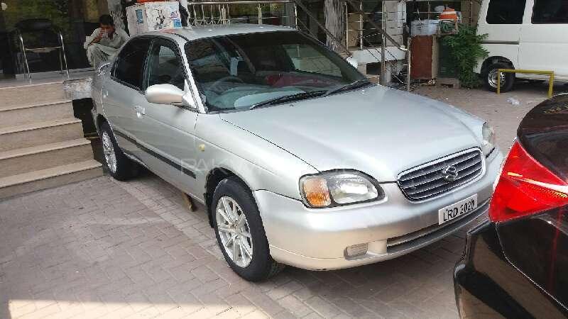 Suzuki Baleno 2002 Image-1