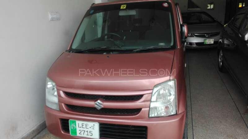 Suzuki Wagon R FX 2008 Image-1