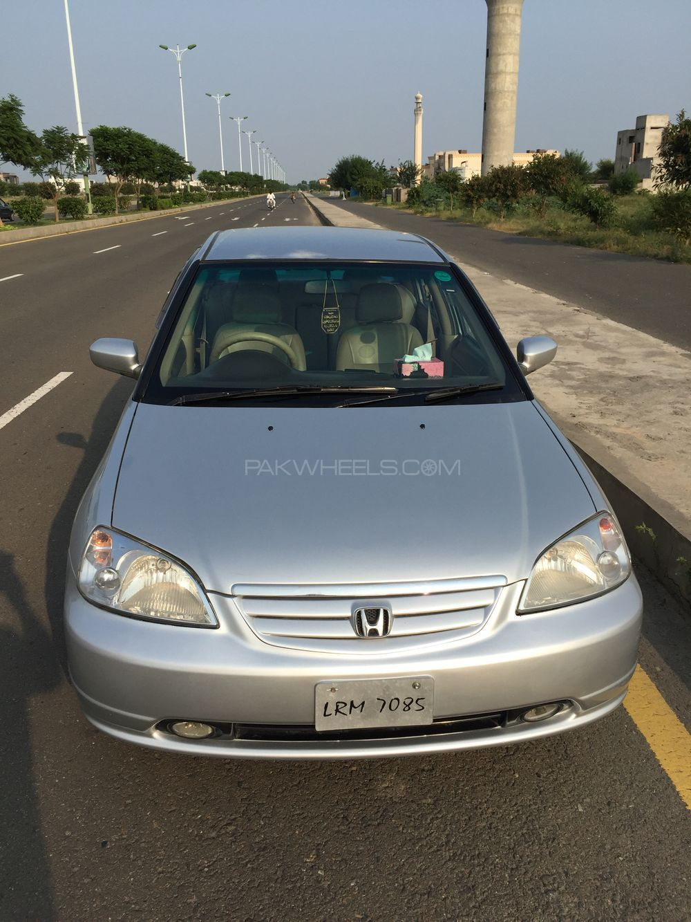 Honda Civic VTi Prosmatec 1.6 2003 Image-2