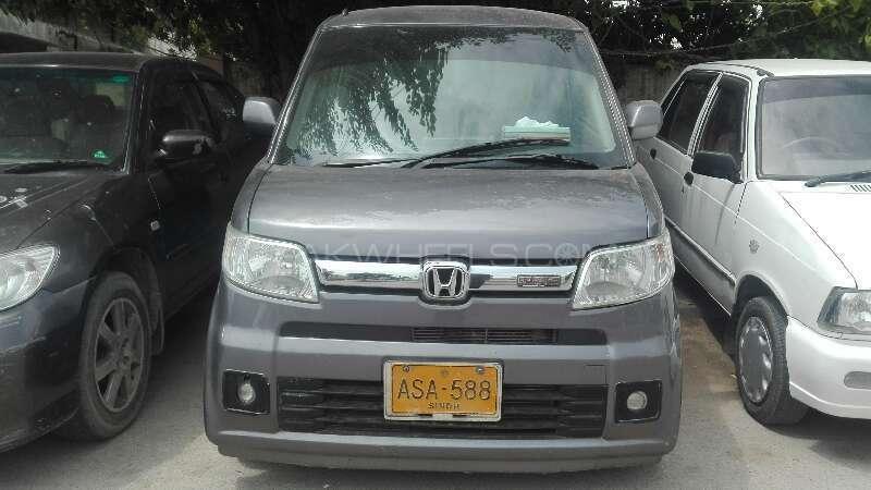 Honda Zest 2006 Image-1