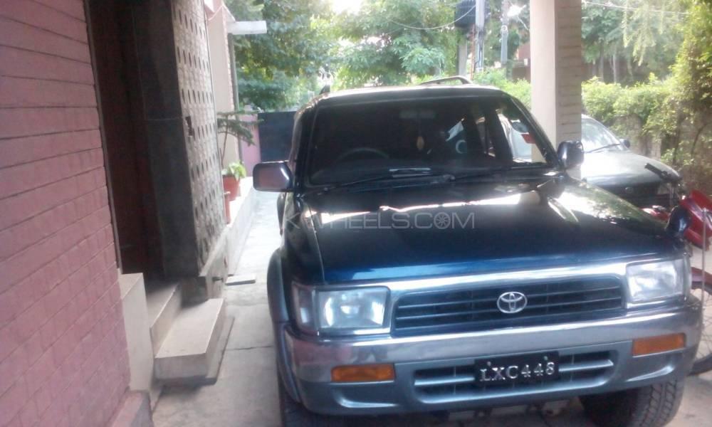 Toyota Surf SSR-G 3.0D 1995 Image-1