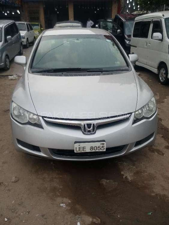 Honda Civic Hybrid MX 2006 Image-1