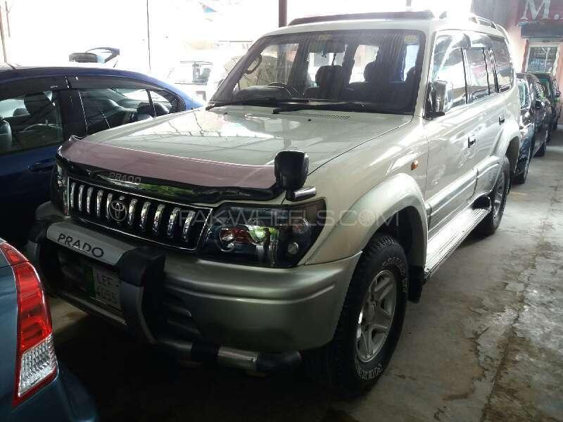 Toyota Prado 1997 Image-1