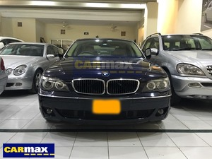 BMW 7 Series 2007 for Sale in Lahore