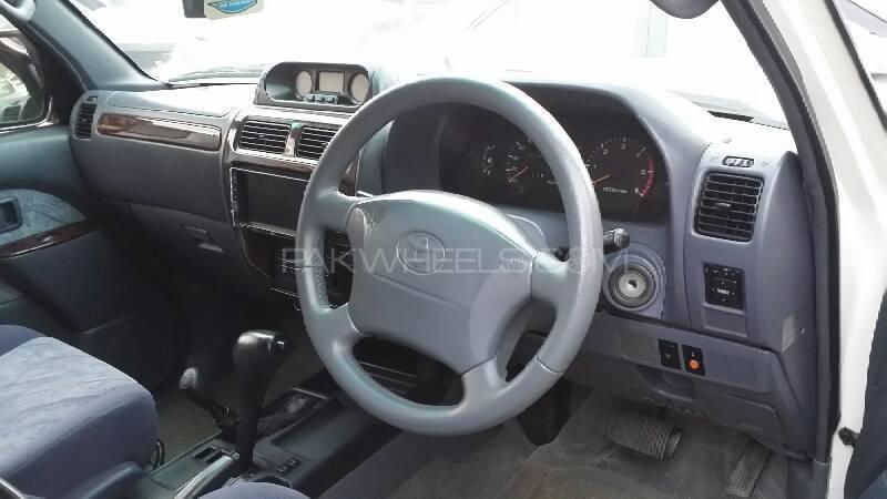 Toyota Prado TX 3.0D 1999 Image-7