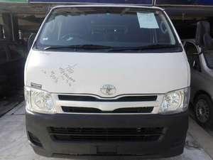 Toyota Hiace 2011 for Sale in Karachi