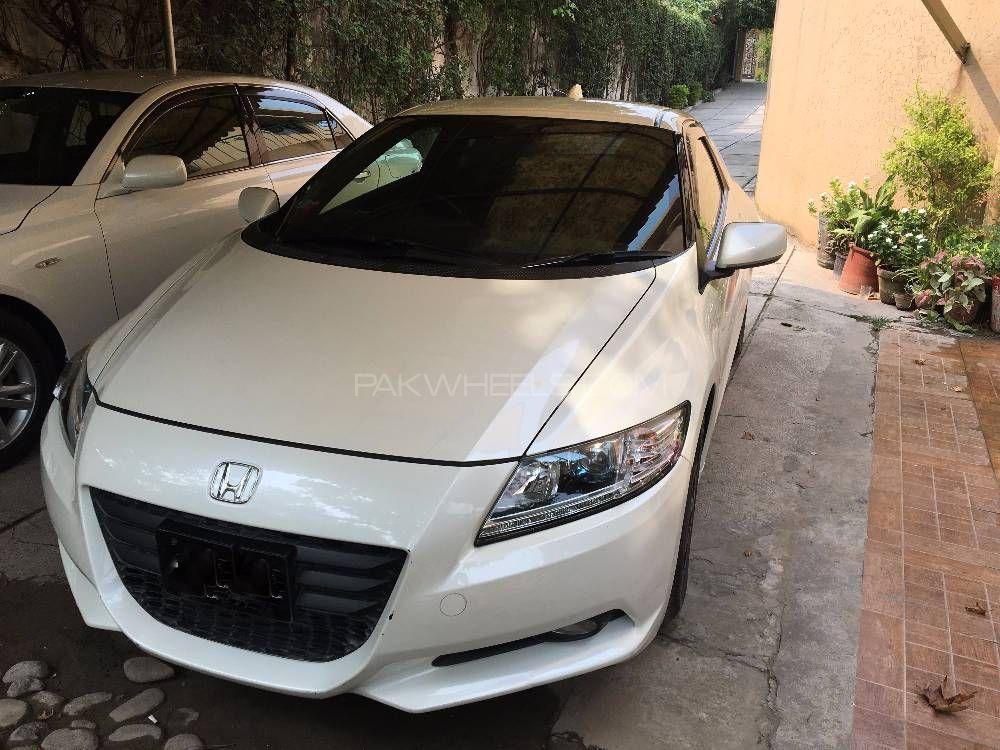 Honda CRZ Sports Hybrid For Sale In Islamabad PakWheels - Sports cars for sale in islamabad
