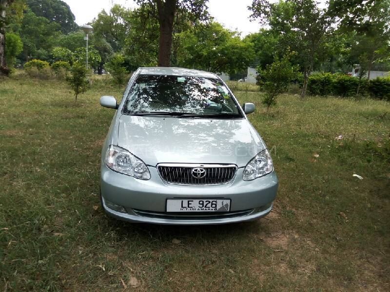Toyota Corolla 2.0D Special Edition 2007 Image-1