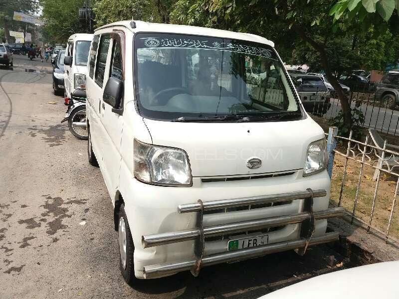 Daihatsu Hijet Basegrade 2006 Image-1