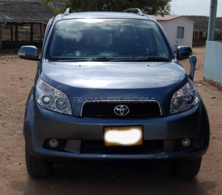 Toyota Rush 2007 Image-1