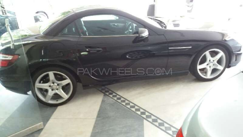 Mercedes benz clk class clk 200 2013 for sale in islamabad for Mercedes benz clk 2013